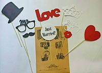 "Набор ""Just married!"" (продажа)"