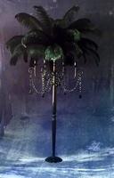 Перья страуса «чёрные» 50-55 см