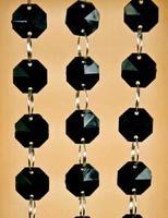 Акриловый кристаллы « чёрные»