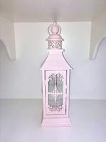 Фонарь «розовый»