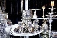 Поднос «серебро»