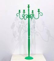 Канделябр «Зелёный»