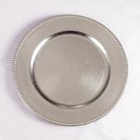 """Подстановочная тарелка """"Серебряная"""""""