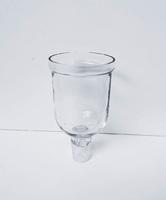 Подсвечник «стеклянный» для канделябра