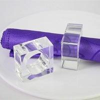 Кольца «акриловые» для салфеток