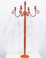Канделябр «Оранжевый»