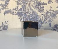 Ваза серебро (квадрат)