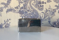 ваза серебро (прямоугольник)