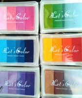 Пигментные чернила (4 цвета)