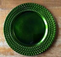 """Тарелка """"зелёная"""""""