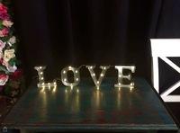 """Светодиодное слово """"LOVE"""""""